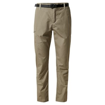 Men's Kiwi Boulder Slim Trousers - Pebble