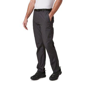 Kiwi Boulder Slim Trousers - Black Pepper