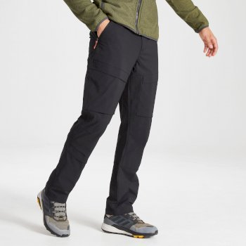 Kiwi Pro Expedition Trouser - Black / Black