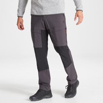 Kiwi Pro Expedition Trouser - Black Pepper / Black