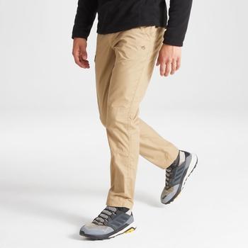 Kiwi Slim Trousers - Raffia