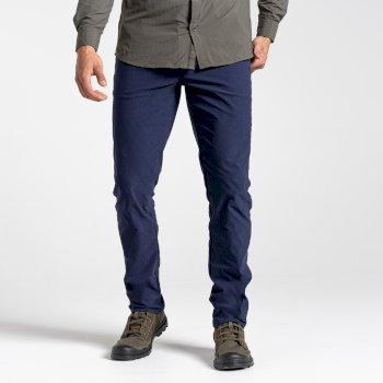 NosiLife Santos Trousers - Blue Navy