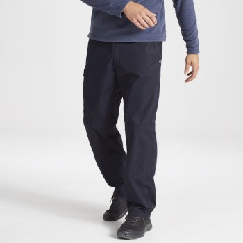 Kiwi Classic Trousers - Dark Navy