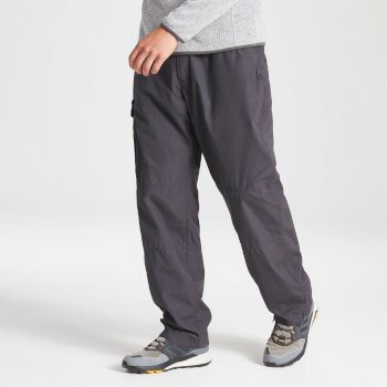 Kiwi Classic Trouser - Black Pepper