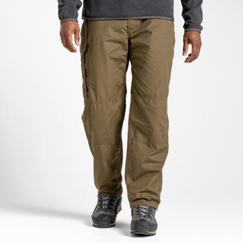 Kiwi Classic Trousers - Dark Moss