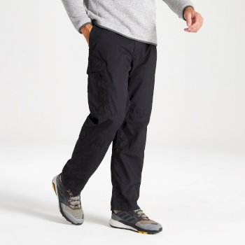 Kiwi Classic Trousers - Black