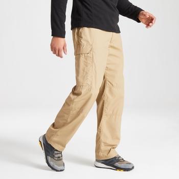 Kiwi Classic Trousers - Raffia