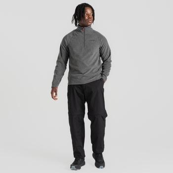 Kiwi Convertible Trousers - Black