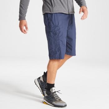 Kiwi Long Short - Steel Blue