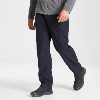 Kiwi Winter Lined Trousers - Dark Navy