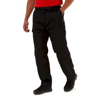 Kiwi Winter Lined Trousers - Black