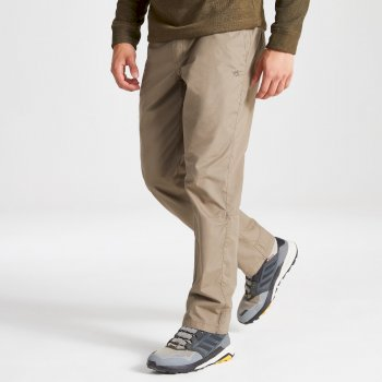 Kiwi Boulder Trouser - Pebble