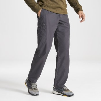 Kiwi Boulder Trouser - Black Pepper