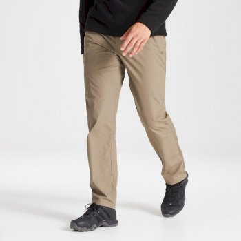 Kiwi Boulder Slim Trouser - Pebble