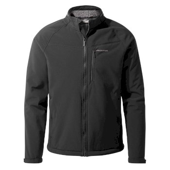 Roag Softshell Jacket - Black