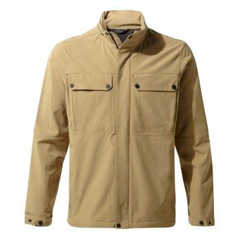 Men's Dunham Jacket - Raffia
