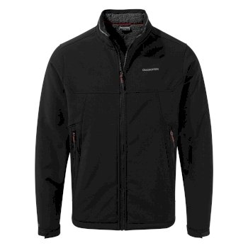 Nerva Weatherproof Jacket - Black