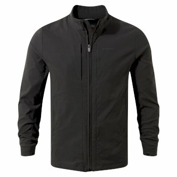 Insect Shield Davenport Jacket - Black Pepper