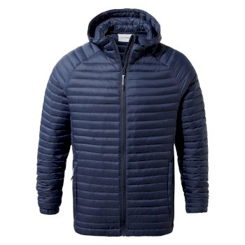 Men's VentaLite Hooded Jacket - Blue Navy