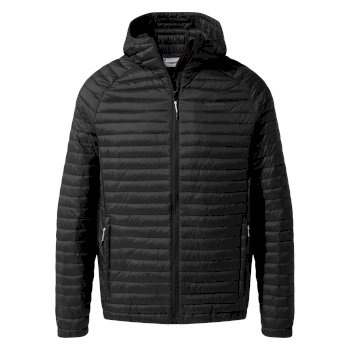 Men's VentaLite Hooded Jacket - Black