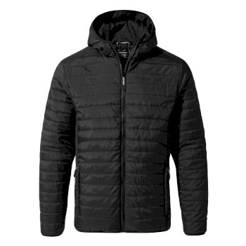 Compresslite III Hooded Jacket - Black