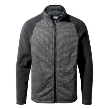 Men's Alford Jacket - Dark Grey