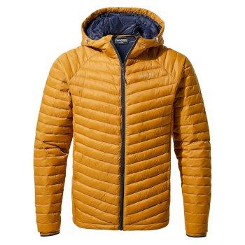 Expolite Hooded Jacket - Cumin