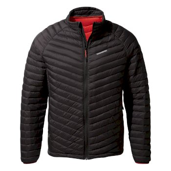 Men's Expolite Jacket - Black Pepper