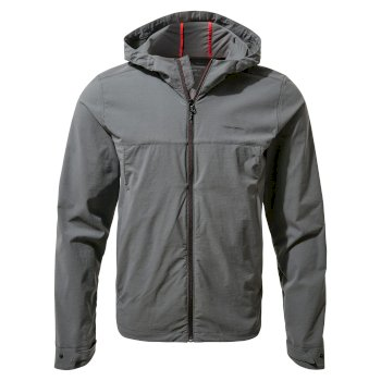 Men's Insect Shield® Vitor Jacket - Dark Grey