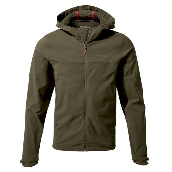 Men's Insect Shield® Vitor Jacket - Woodland Green