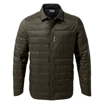 Aldez Jacket - Woodland Green