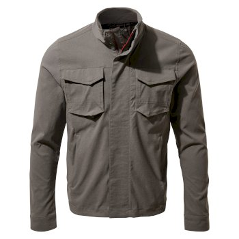 Men's Insect Shield® Edmund Jacket - Bark