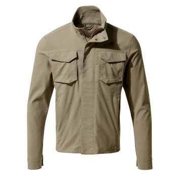 Men's Insect Shield® Edmund Jacket - Pebble