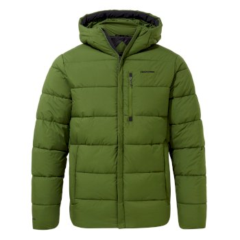 Men's Norwood Jacket - Dark Agave Green