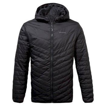 Compresslite V Hooded Jacket - Black
