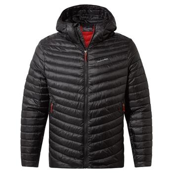 Men's ExpoLite Hooded Jacket - Black