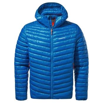 ExpoLite Hooded Jacket - Avalanche Blue