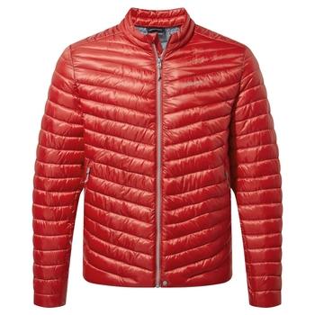 ExpoLite Jacket - Pompeian Red
