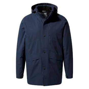 Axel Jacket - Blue Navy