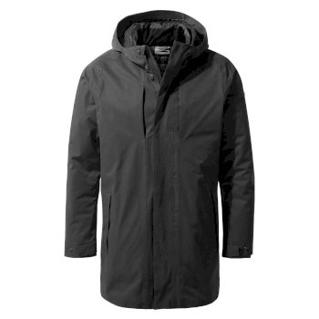 Eoran 3 in 1 Hooded Jacket - Black