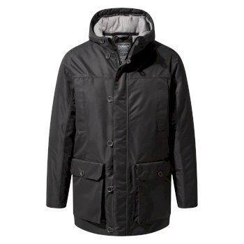 Jura Jacket - Black Pepper