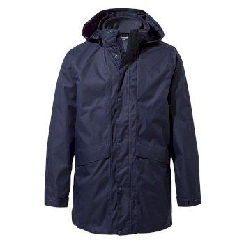 Herston 3 in 1 Jacke - Blue Navy / Blue Navy Marl