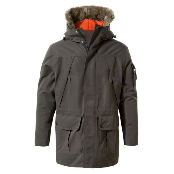 Men's Bishorn Jacket    - Black Pepper