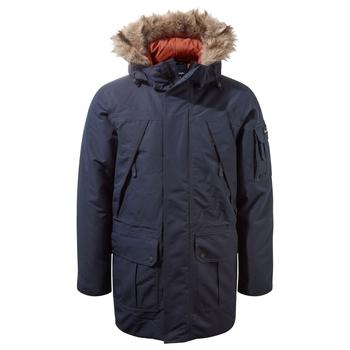 Bishorn Jacket - Blue Navy