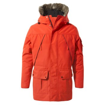 Bishorn Jacket    - Aster Red