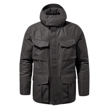 Men's Pember Jacket - Black Pepper