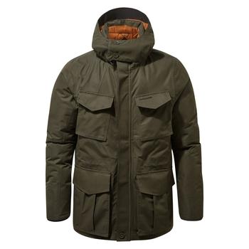 Pember Jacket - Woodland Green