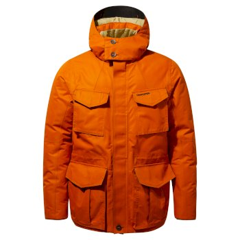 Pember Jacket - Potters Clay