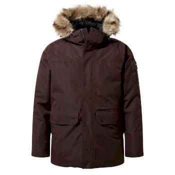 Wasenhorn Jacket - Elk Brown