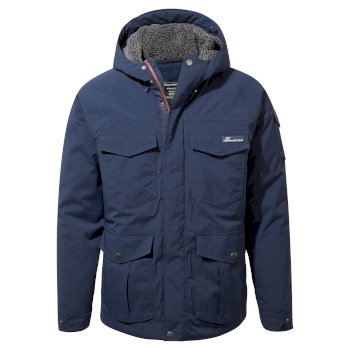 Men's Kody Jacket - Blue Navy
